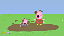 Still #2 from Peppa Pig: Muddy Puddles and Other Adventures