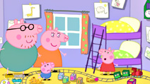 Still #8 from Peppa Pig: Muddy Puddles and Other Adventures