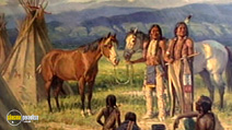 Still #3 from The Great Indian Wars 1540-1890