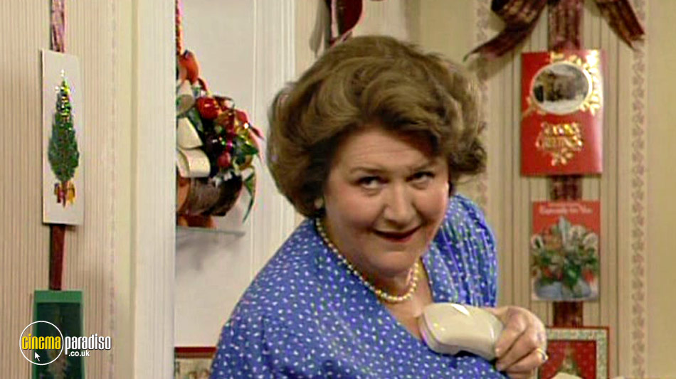 Keeping Up Appearances: Series 3 and 4 online DVD rental