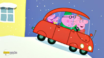 Still #3 from Peppa Pig: Peppa's Christmas
