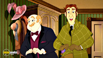Still #6 from Tom and Jerry Meet Sherlock Holmes