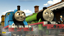 Still #5 from Thomas and Friends: The Lion of Sodor