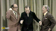 Still #2 from Morecambe and Wise: Christmas with Morecambe and Wise