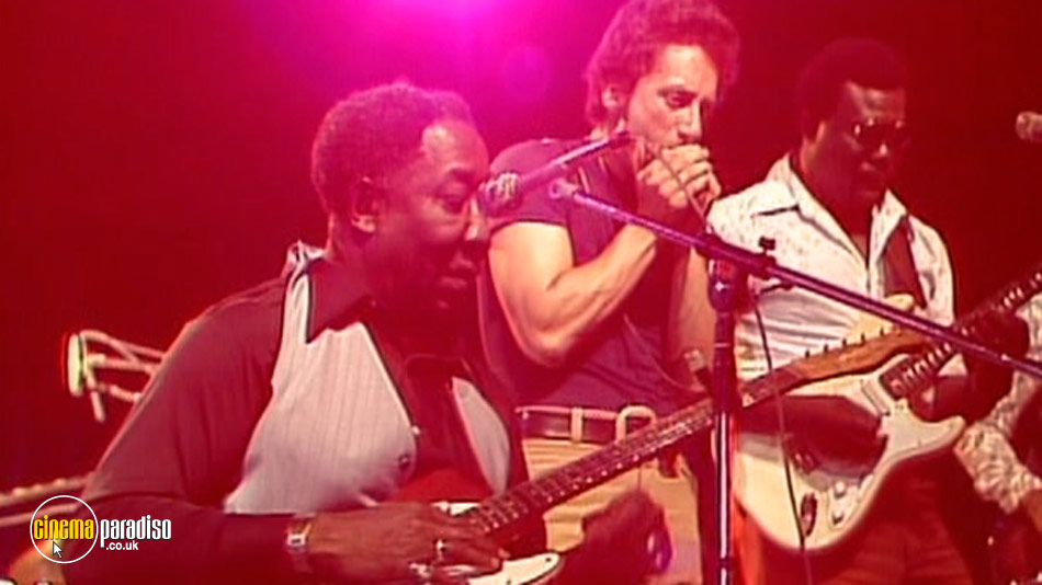 Muddy Waters: Classic Concerts online DVD rental