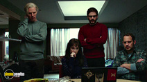 A still #2 from The Fifth Estate (2013) with Daniel Brühl, Carice van Houten and Benedict Cumberbatch