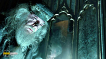 A still #7 from Harry Potter and the Goblet of Fire with Michael Gambon