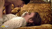 A still #14 from Girls: Series 1 with Lena Dunham and Adam Driver