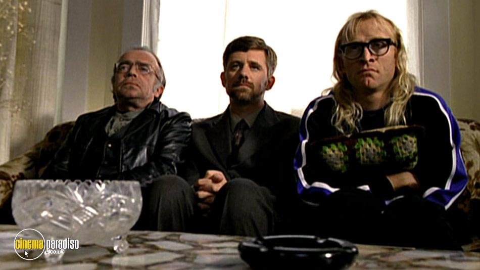 The Lone Gunmen: Series online DVD rental