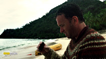 A still #18 from Cast Away with Tom Hanks