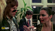 A still #3 from This is Spinal Tap with Christopher Guest and Fran Drescher