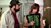 A still #5 from This is Spinal Tap with Christopher Guest and Rob Reiner