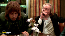 A still #7 from This is Spinal Tap with Christopher Guest and Tony Hendra