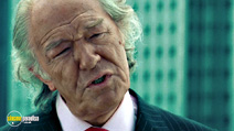 A still #5 from Layer Cake with Michael Gambon