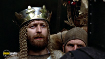 A still #13 from Monty Python and the Holy Grail with Graham Chapman