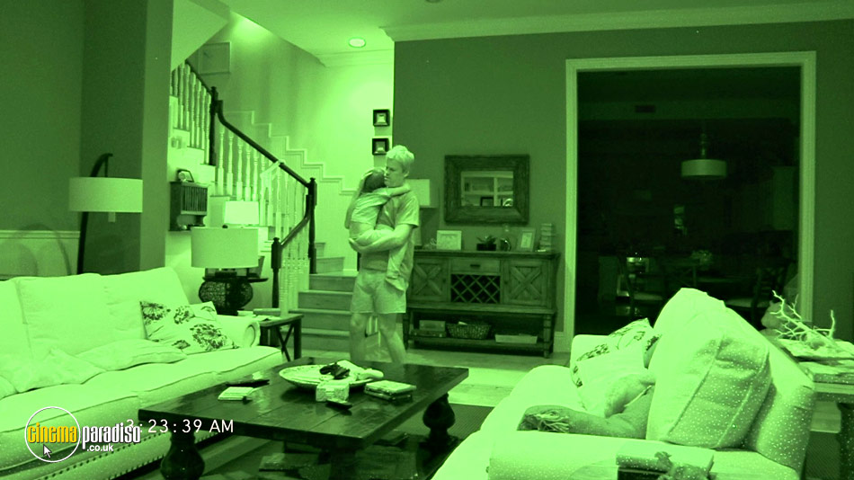 Paranormal Activity 4 online DVD rental