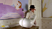 A still #6 from A Clockwork Orange