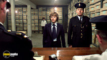 A still #9 from A Clockwork Orange with Malcolm McDowell
