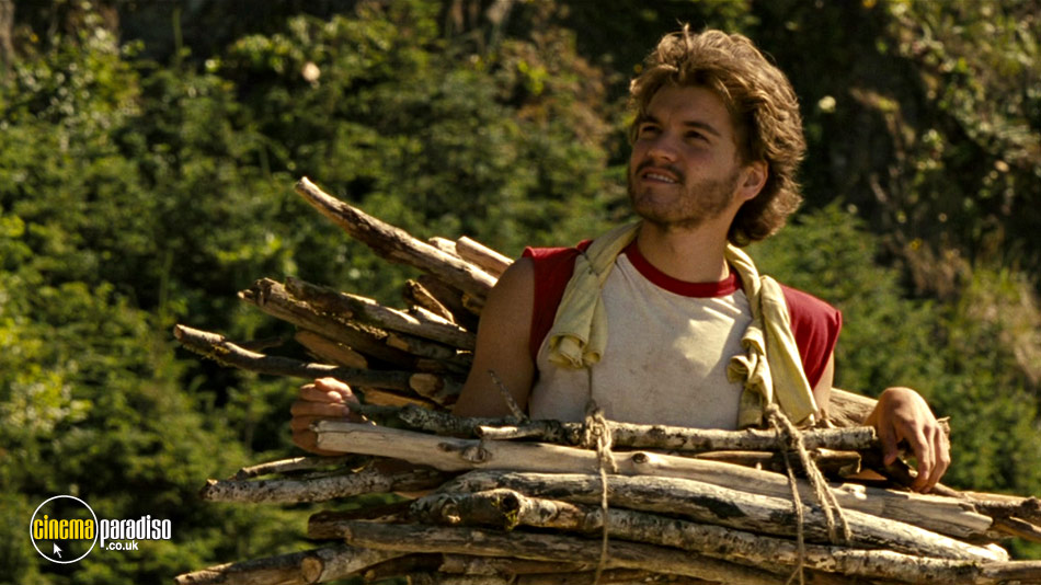 Into the Wild online DVD rental