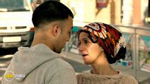 A still #1 from My Brother the Devil (2012) with James Floyd and Amira Ghazalla