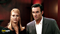 A still #13 from Fantastic Four with Jessica Alba and Julian McMahon
