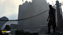 A still #8 from Reign of Fire with Matthew McConaughey