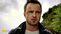A still #22 from Need for Speed with Aaron Paul
