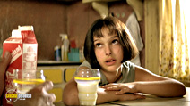 A still #2 from Leon with Natalie Portman