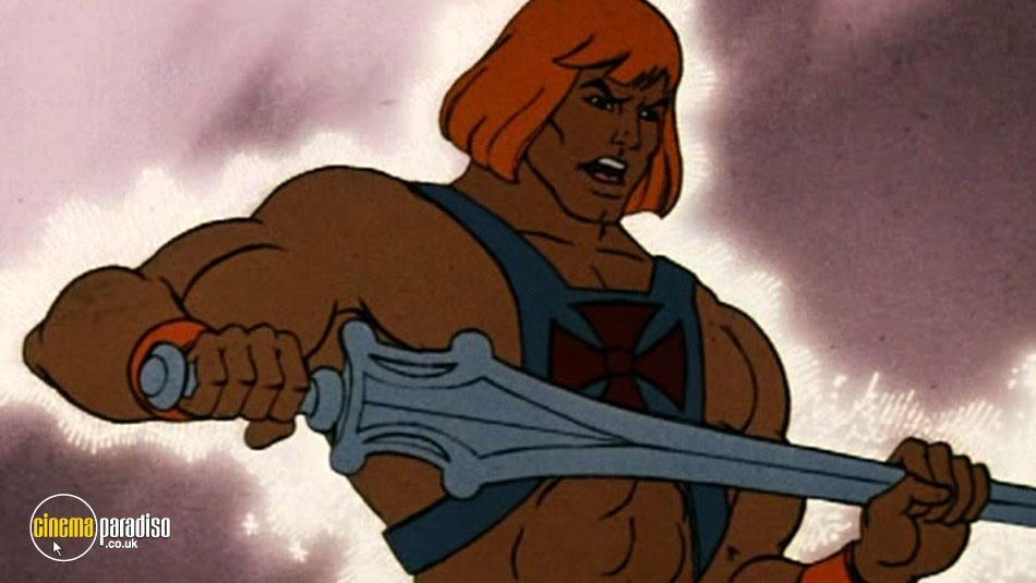He-Man and the Masters of the Universe: Vol.2 online DVD rental