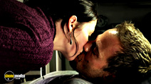 A still #3 from Brake (2012) with Stephen Dorff and Chyler Leigh