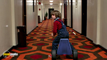 A still #9 from The Shining with Danny Lloyd