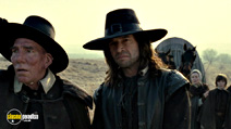 A still #2 from Solomon Kane with Pete Postlethwaite and Mark O'Neal