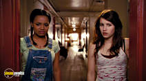 A still #9 from Hotel for Dogs with Kyla Pratt and Emma Roberts