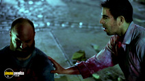 A still #4 from Aftershock (2012) with Eli Roth and Nicolás Martínez