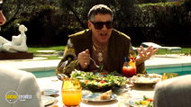 A still #4 from Ocean's Eleven with Elliott Gould