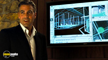 A still #7 from Ocean's Eleven with George Clooney