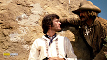 A still #10 from Easy Rider with Dennis Hopper and Peter Fonda