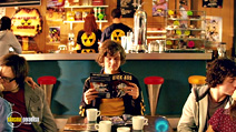 A still #1 from Kick-Ass (2010) with Evan Peters, Clark Duke and Aaron Taylor-Johnson