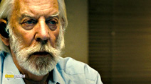 A still #14 from The Mechanic with Donald Sutherland
