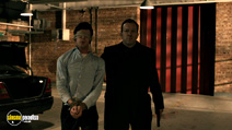 A still #13 from Get Lucky (2013) with Terry Stone and Luke Treadaway