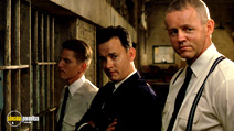 A still #13 from The Green Mile with Tom Hanks, David Morse and Barry Pepper