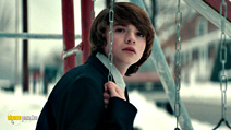 A still #25 from Super 8 with Joel Courtney