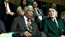 A still #3 from Invictus with Morgan Freeman
