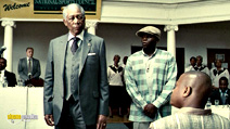 A still #7 from Invictus with Morgan Freeman