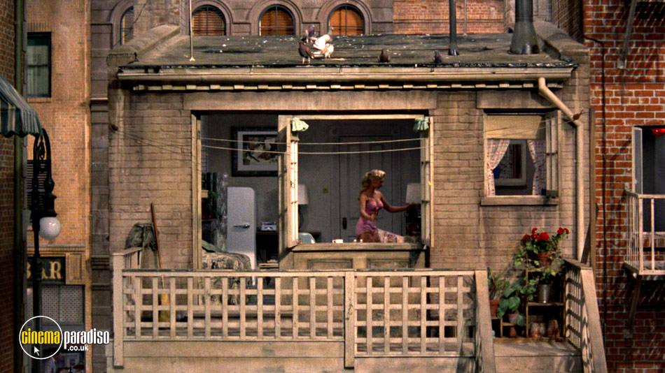 rear window 2 essay