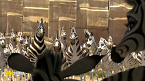 Still #2 from Khumba: A Zebra's Tale