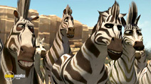 Still #3 from Khumba: A Zebra's Tale