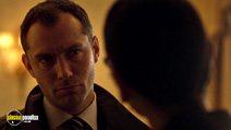 A still #8 from Side Effects with Jude Law
