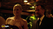 A still #9 from Side Effects with Mamie Gummer and David Costabile
