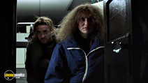 A still #18 from Being John Malkovich with John Cusack and Cameron Diaz